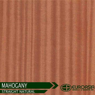 Mahogany (Straight Natural)