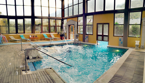 piscina termal interior