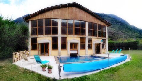 piscina termal exterior