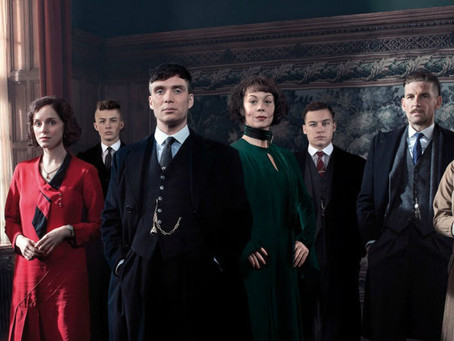 Peaky Blinders: More than just your average gypsy family...