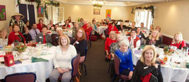 Annual IMPACT Holiday Luncheon and Raffle