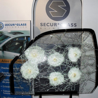 SecureGlass Bullet Resistant