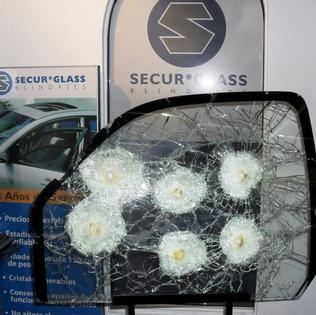 SecureGlass Bullet Resistant