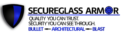 secureglass bulletproof blast resistant