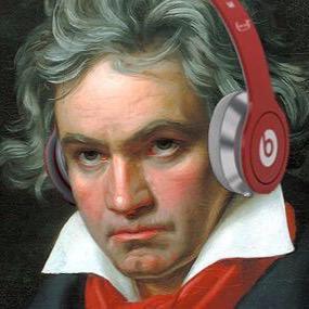 Expertos se apoyan de IA para completar la 10ª Sinfonía de Beethoven