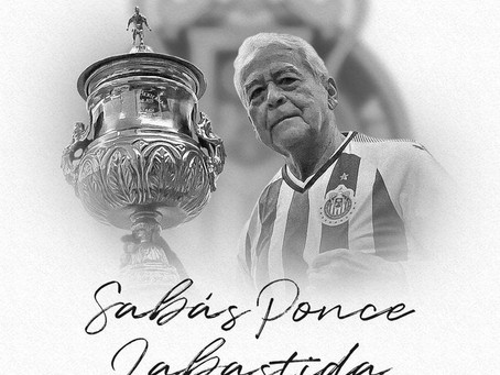 Falleció Sabas Ponce
