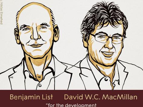 Dan Nobel de Química a nueva herramienta que facilita la investigación farmacéutica