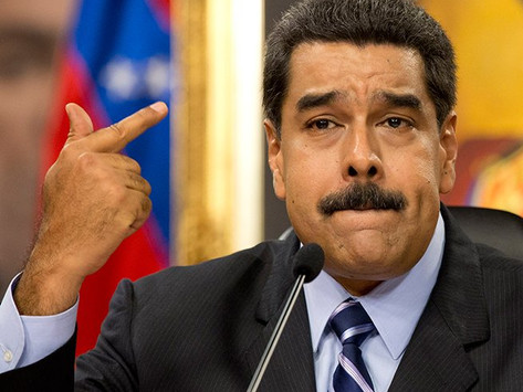 Maduro decreta La Navidad, ¡¡en octubre!!