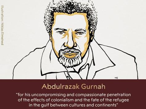 El Nobel de Literatura es para el escritor tanzano Abdulrazak Gurnah