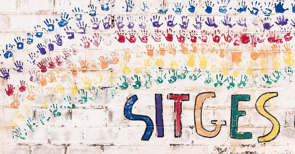 Sitges graffiti