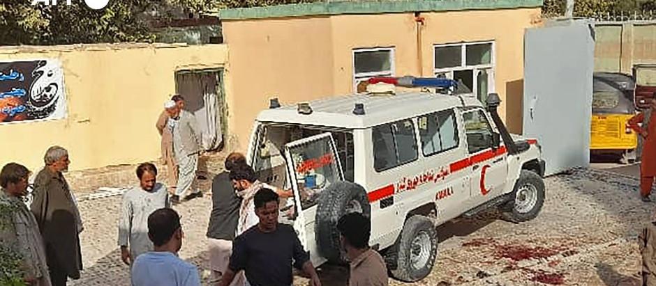 Nuevo atentado contra mezquita de Afganistán deja 50 muertos