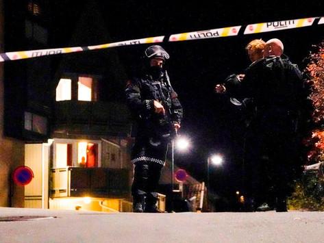 Arquero asesino en Noruega