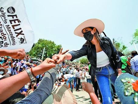 Reclamos laborales pone en jaque al gobierno de Guerrero