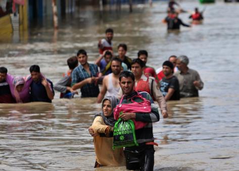 Lluvias en India dejan al menos 19 muertos