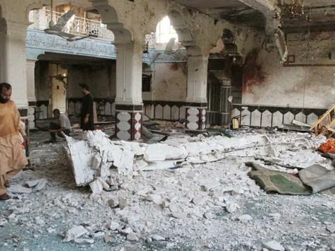 Atentado en Afganistán deja 80 muertos y 100 heridos