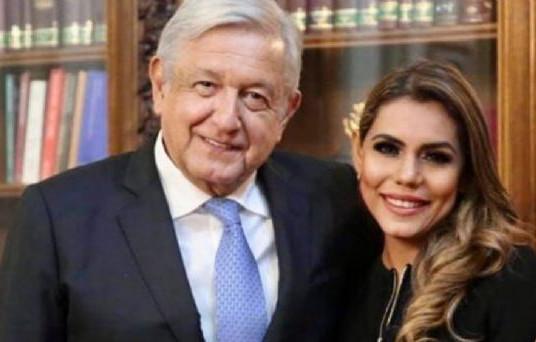 Evelyn Salgado se reúne hoy con AMLO