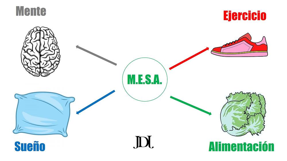 La M.E.S.A. de la salud del Dr. Dols