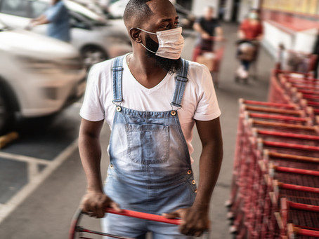 THE PANDEMIC'S FINANCIAL IMPACT ON SHOPPER BEHAVIOR