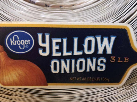 Onions Recall From the Entire U.S.!