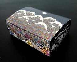 Snowy Mountains Cookie Boxes