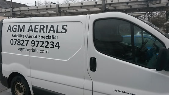 Digital Aerial and Satellite Installations Company in Glasgow