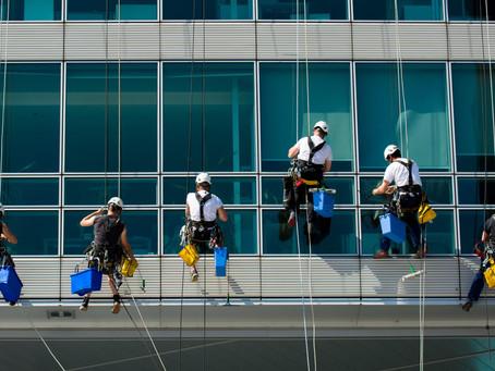 500 % Wachstum als Start-up: Wie eine Hamburger Gebäudereinigungsfirma Erfolgsgeschichte schreibt