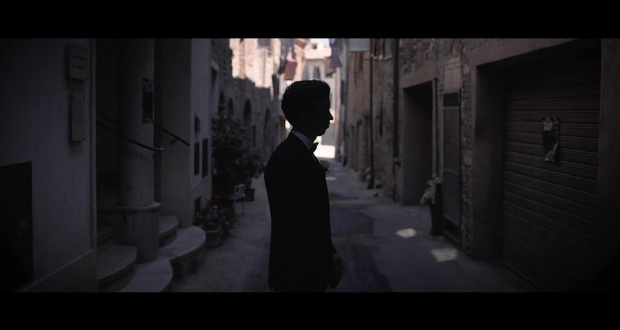 Così finisce il mio sentiero | di Luciano Rossi