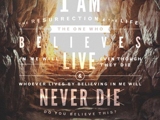 EASTER: THE RESURRECTION