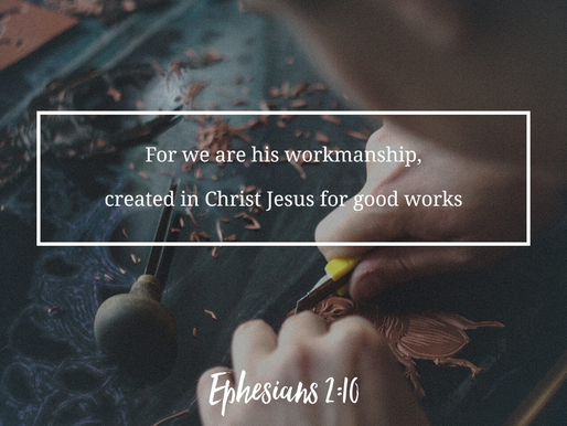 GOD IS AT WORK IN OUR LIVES
