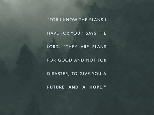 GOD HAS A BEAUTIFUL PLAN