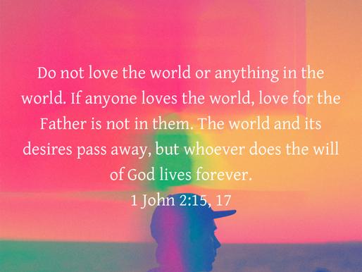 CHOOSE GOD AND LIVE