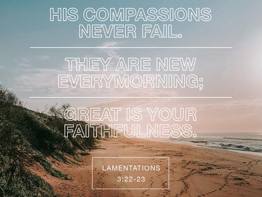 GOD'S FAITHFUL STORY