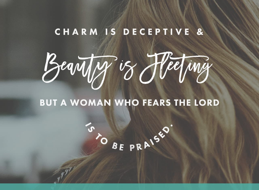BEAUTY IS IN THE CHARACTER