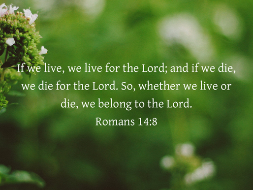 HOW TO LIVE AS CHRISTIANS?