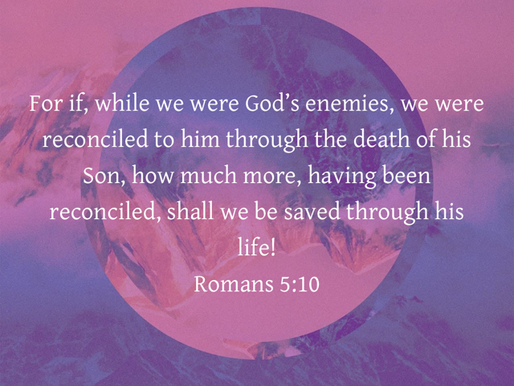 RECONCILED WITH GOD