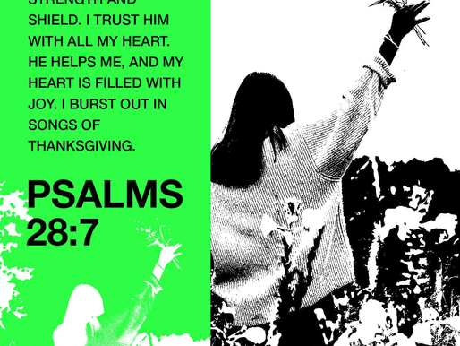 TRUSTING GOD WITH OUR NEEDS