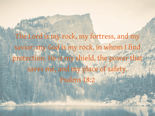 COMPLETELY TRUSTING GOD