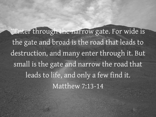 THE TWO GATES OF LIFE