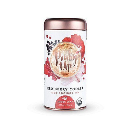 Red Berry Cooler Loose Leaf Iced Tea by Pinky Up