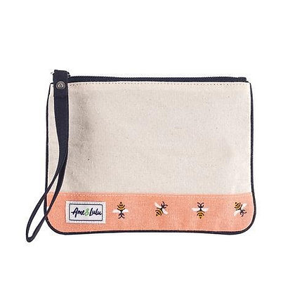 Ame & Lulu Forget Me Not Wristlet