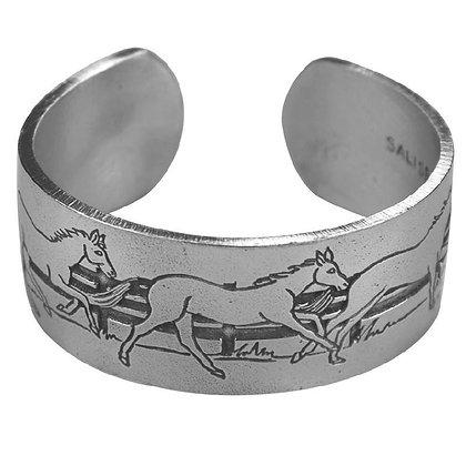 Running Horse Bracelet