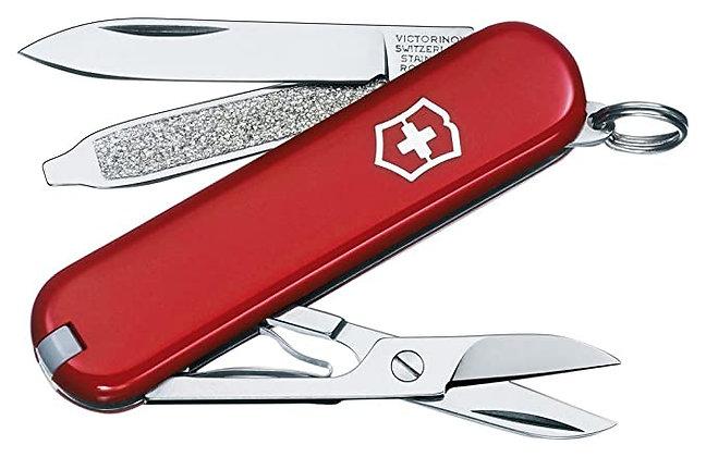 "2 ¼""/58mm Victorinox Swiss Army Knife"