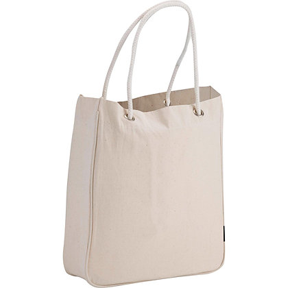 6 oz. Organic Cotton Canvas Carry-All Tote