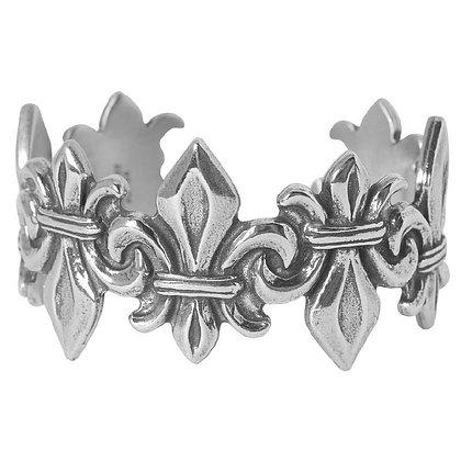 Fleur-de-Lis Bracelet