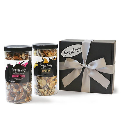 Funky Chunky Salty Sweet Duo Choice Package
