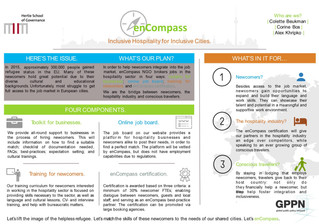 enCompass: Inclusive Hospitality for Inclusive Cities
