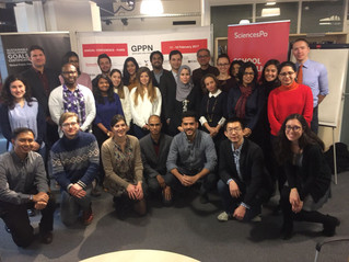 First SDG Leadership Seminar hosted by Sciences Po in Paris
