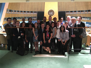 SIPA hosted the first SDG Accelerator Workshop in New York