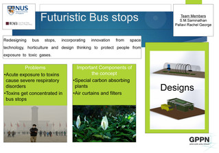 Bus Stops For Sustainable Cities