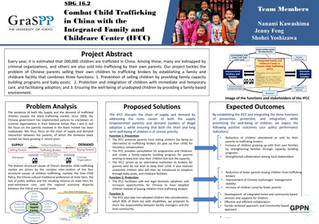 Combatting Child Trafficking in China: the Integrated Family and Childcare Center (IFCC)